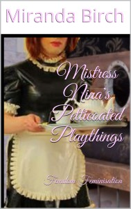 Cover of Mistress Nina's Petticoated Playthings