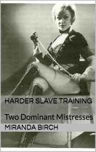 Cover of Harder Slave Training