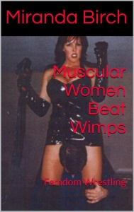 Cover of Muscular Women Beat Wimps