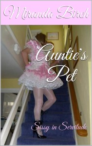 "Cover of ""Auntie's Pet"""