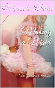 "Cover of ""Making a Maid"""