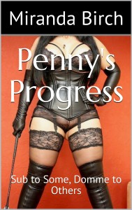 "Cover of ""Penny's Progress"""