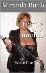 "Cover of ""Female Boss Punishes"""