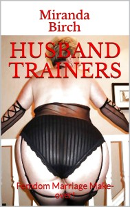 "Cover of ""Husband Trainers"""