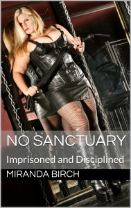 "Cover of ""No Sanctuary"""