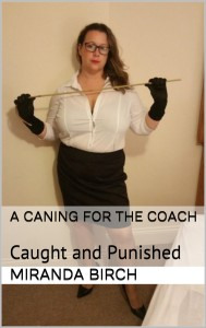 Cover of A Caning for the Coach