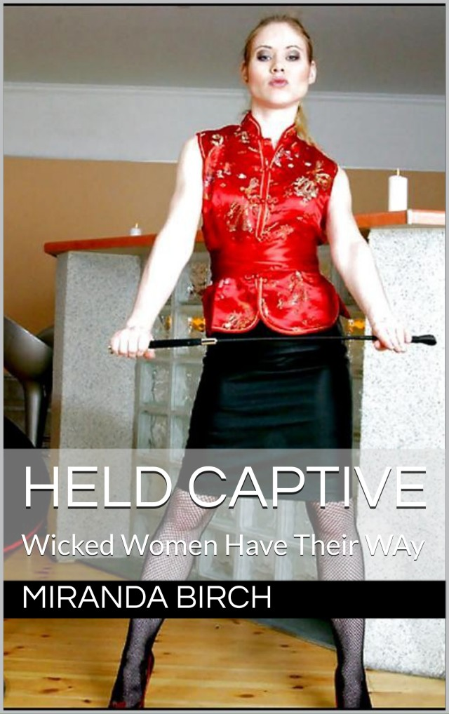 Cover of Held Captive